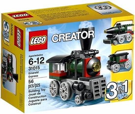 LEGO Creator Set #31015 Emerald Express
