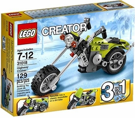 LEGO Creator Set #31018 Highway Cruiser