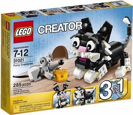 LEGO Creator Set #31021 Furry Creatures