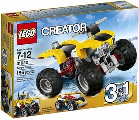 LEGO Creator Set #31022 Turbo Quad