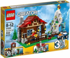 LEGO Creator Set #31025 Mountain Hut