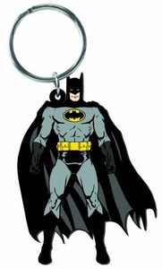 DC Soft Touch PVC Keyring Batman Pre-Order ships April