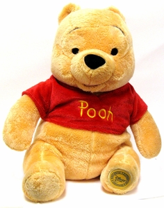 Disney Winnie the Pooh Exclusive 13 Inch Deluxe Plush Figure Winnie the Pooh