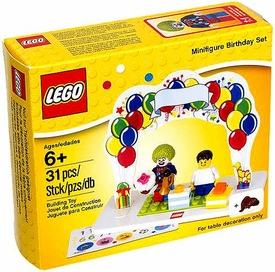 LEGO Set #850791 Minifigure Birthday Set