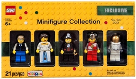 LEGO Bricktober 2013 Exclusive Set #5002147 Minifigure Collection Vol. 2/3