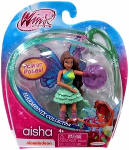Winx Club Harmonix 3.75 Inch Action Doll Aisha