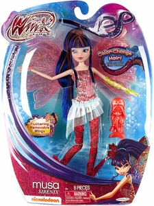 Winx Club Sirenix 11.5 Inch Fashion Doll Musa