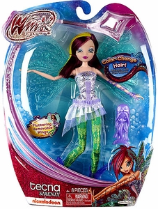 Winx Club Sirenix 11.5 Inch Fashion Doll Tecna