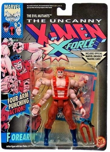 X-Men Toy Biz Uncanny X-Men Forearm [X-Force]