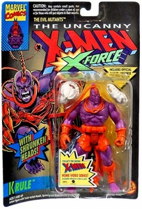 X-Men Toy Biz Uncanny X-Men Krule [X-Force]