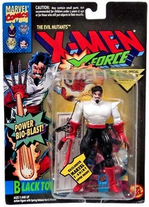 X-Men Toy Biz Uncanny X-Men Black Tom [X-Force]