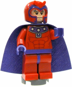 LEGO Marvel Super Heroes LOOSE Complete Mini Figure Magneto