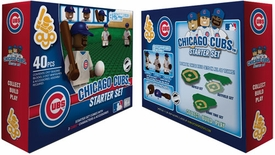 OYO Baseball MLB Generation 1 Team Field Starter Set Chicago Cubs Pre-Order ships April