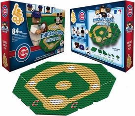 OYO Baseball MLB Generation 1 Team Field Infield Set Chicago Cubs Pre-Order ships April