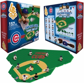OYO Baseball MLB Generation 1 Team Field Game Time Set Chicago Cubs