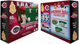 OYO Baseball MLB Generation 1 Team Field Starter Set Cincinnati Reds