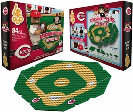 OYO Baseball MLB Generation 1 Team Field Infield Set Cincinnati Reds