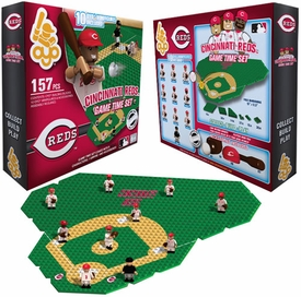 OYO Baseball MLB Generation 1 Team Field Game Time Set Cincinnati Reds Pre-Order ships July