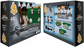 OYO Baseball MLB Generation 1 Team Field Starter Set Chicago White Sox Pre-Order ships March