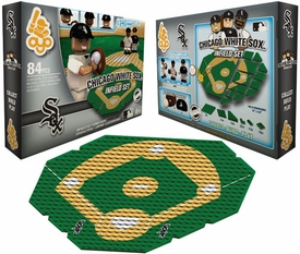 OYO Baseball MLB Generation 1 Team Field Infield Set Chicago White Sox Pre-Order ships March