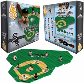 OYO Baseball MLB Generation 1 Team Field Game Time Set Chicago White Sox