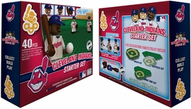 OYO Baseball MLB Generation 1 Team Field Starter Set Cleveland Indians Pre-Order ships April