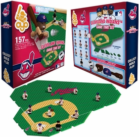 OYO Baseball MLB Generation 1 Team Field Game Time Set Cleveland Indians Pre-Order ships March