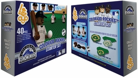 OYO Baseball MLB Generation 1 Team Field Starter Set Colorado Rockies Pre-Order ships March