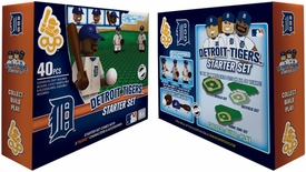 OYO Baseball MLB Generation 1 Team Field Starter Set Detroit Tigers Pre-Order ships March