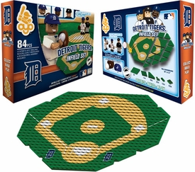 OYO Baseball MLB Generation 1 Team Field Infield Set Detroit Tigers