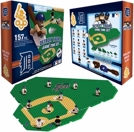 OYO Baseball MLB Generation 1 Team Field Game Time Set Detroit Tigers