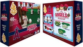 OYO Baseball MLB Generation 1 Team Field Starter Set Los Angeles Angels Pre-Order ships April
