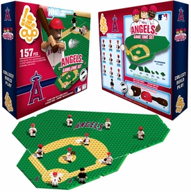 OYO Baseball MLB Generation 1 Team Field Game Time Set Los Angeles Angels Pre-Order ships March