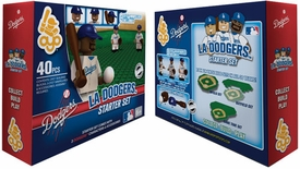 OYO Baseball MLB Generation 1 Team Field Starter Set Los Angeles Dodgers