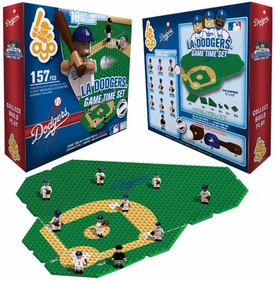 OYO Baseball MLB Generation 1 Team Field Game Time Set Los Angeles Dodgers New!