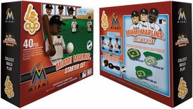 OYO Baseball MLB Generation 1 Team Field Starter Set Miami Marlins Pre-Order ships March