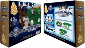 OYO Baseball MLB Generation 1 Team Field Starter Set Milwaukee Brewers Pre-Order ships March