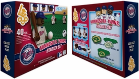 OYO Baseball MLB Generation 1 Team Field Starter Set Minnesota Twins Pre-Order ships April