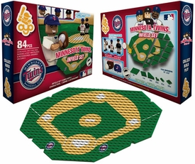 OYO Baseball MLB Generation 1 Team Field Infield Set Minnesota Twins Pre-Order ships April