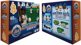 OYO Baseball MLB Generation 1 Team Field Starter Set New York Mets Pre-Order ships March
