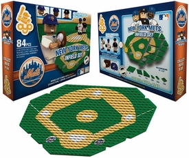 OYO Baseball MLB Generation 1 Team Field Infield Set New York Mets Pre-Order ships March