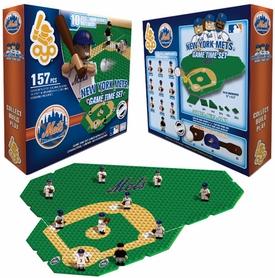 OYO Baseball MLB Generation 1 Team Field Game Time Set New York Mets
