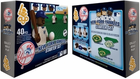 OYO Baseball MLB Generation 1 Team Field Starter Set New York Yankees Pre-Order ships March