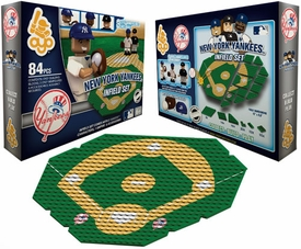 OYO Baseball MLB Generation 1 Team Field Infield Set New York Yankees Pre-Order ships April