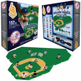 OYO Baseball MLB Generation 1 Team Field Game Time Set New York Yankees