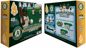 OYO Baseball MLB Generation 1 Team Field Starter Set Oakland A's Pre-Order ships April