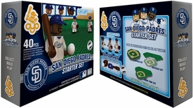 OYO Baseball MLB Generation 1 Team Field Starter Set San Diego Padres Pre-Order ships April