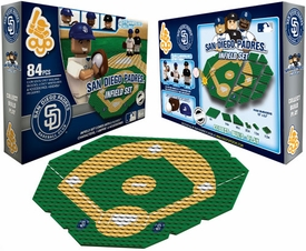 OYO Baseball MLB Generation 1 Team Field Infield Set San Diego Padres Pre-Order ships March
