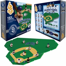 OYO Baseball MLB Generation 1 Team Field Game Time Set San Diego Padres Pre-Order ships April