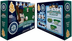 OYO Baseball MLB Generation 1 Team Field Starter Set Seattle Mariners Pre-Order ships April